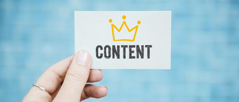 Waarom content marketing de toekomst is van online marketing