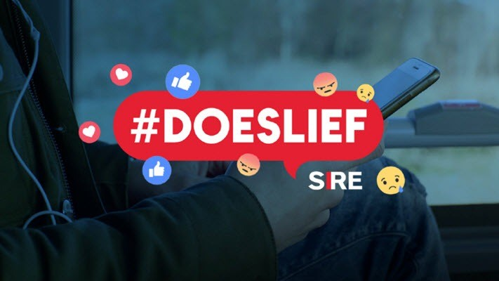 #doeslief campagne van SIRE