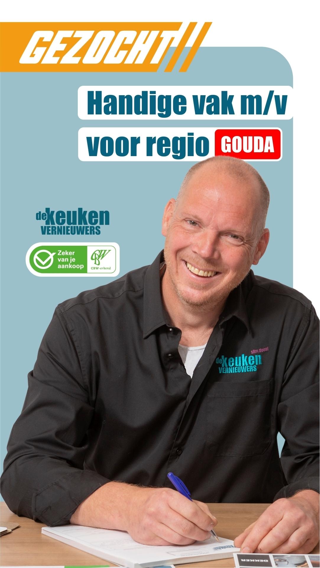 Regio Gouda De Keukenvernieuwers