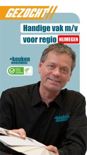 Regio Nijmegen De Keukenvernieuwers