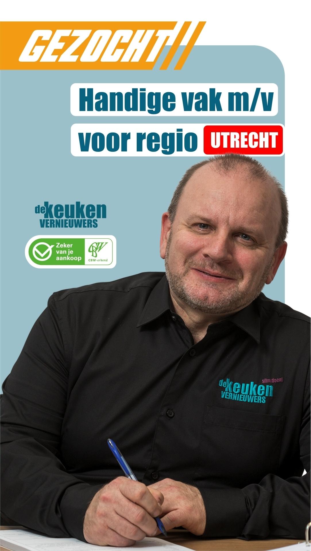 Regio Utrecht De Keukenvernieuwers