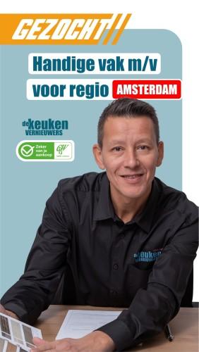 Regio Amsterdam De Keukenvernieuwers