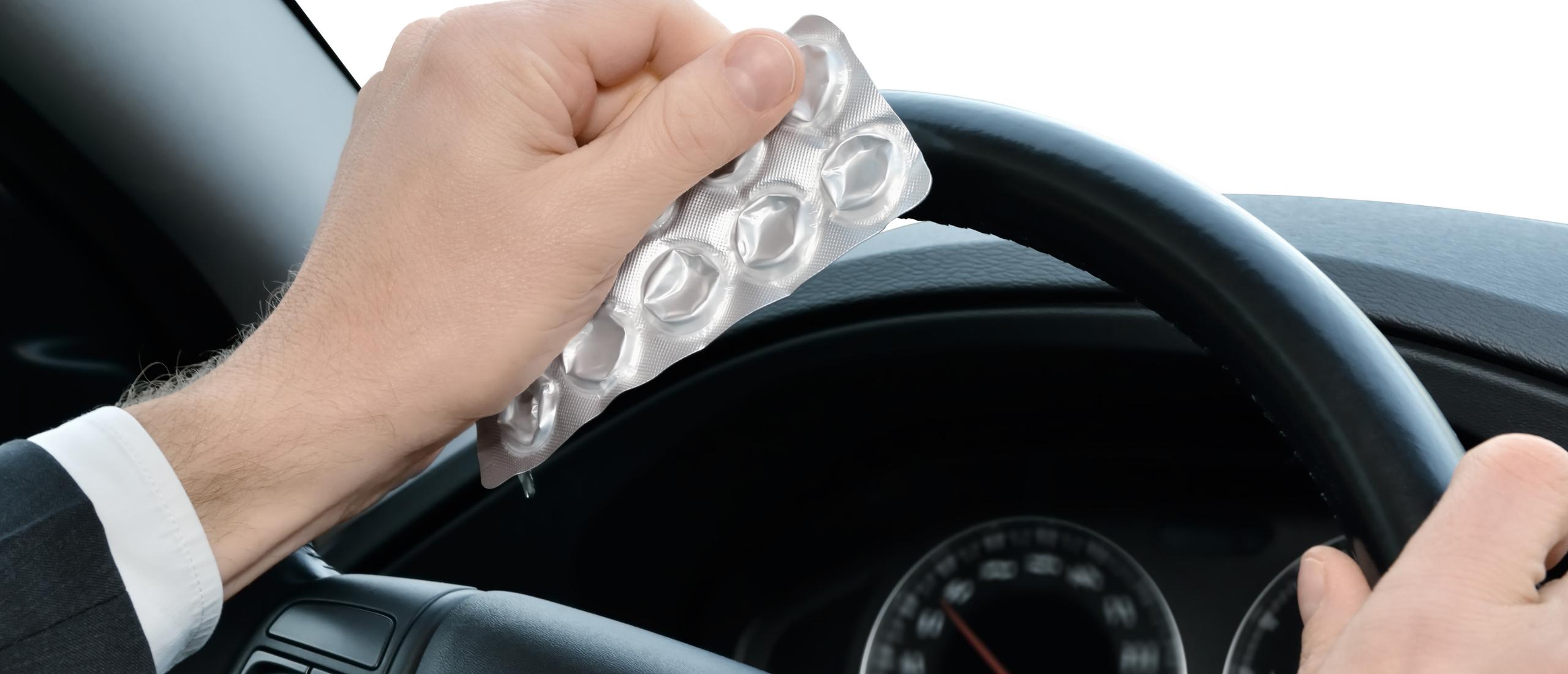 Rijd veilig met medicijnen