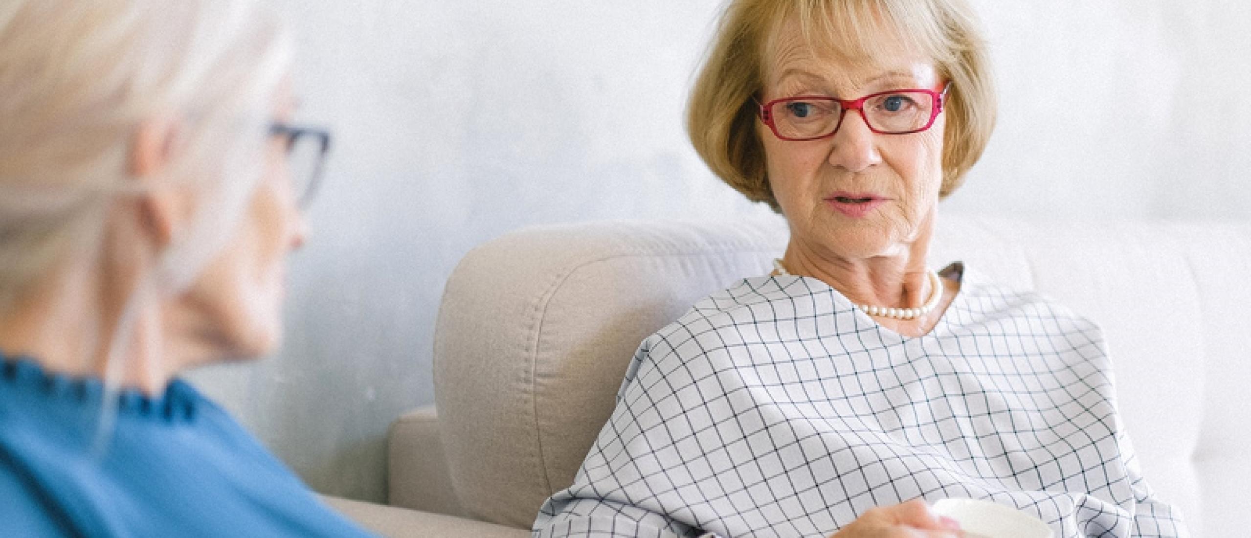 Psychologie: ondersteuning voor ouderen