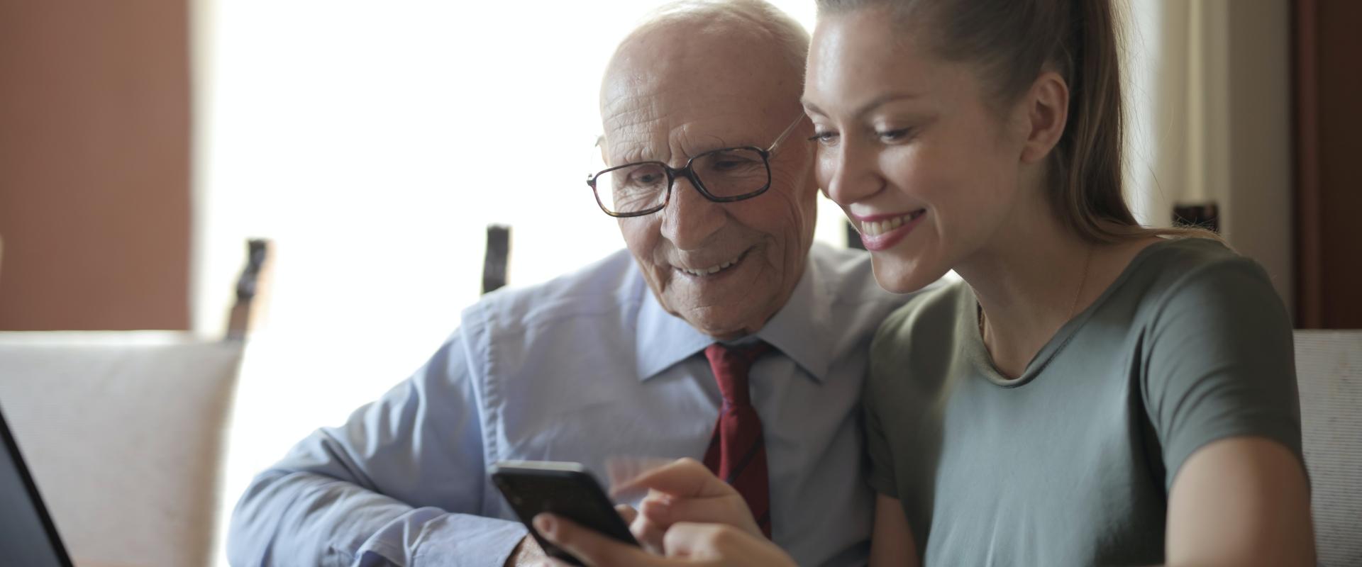 Langer thuis blijven wonen dankzij technologie
