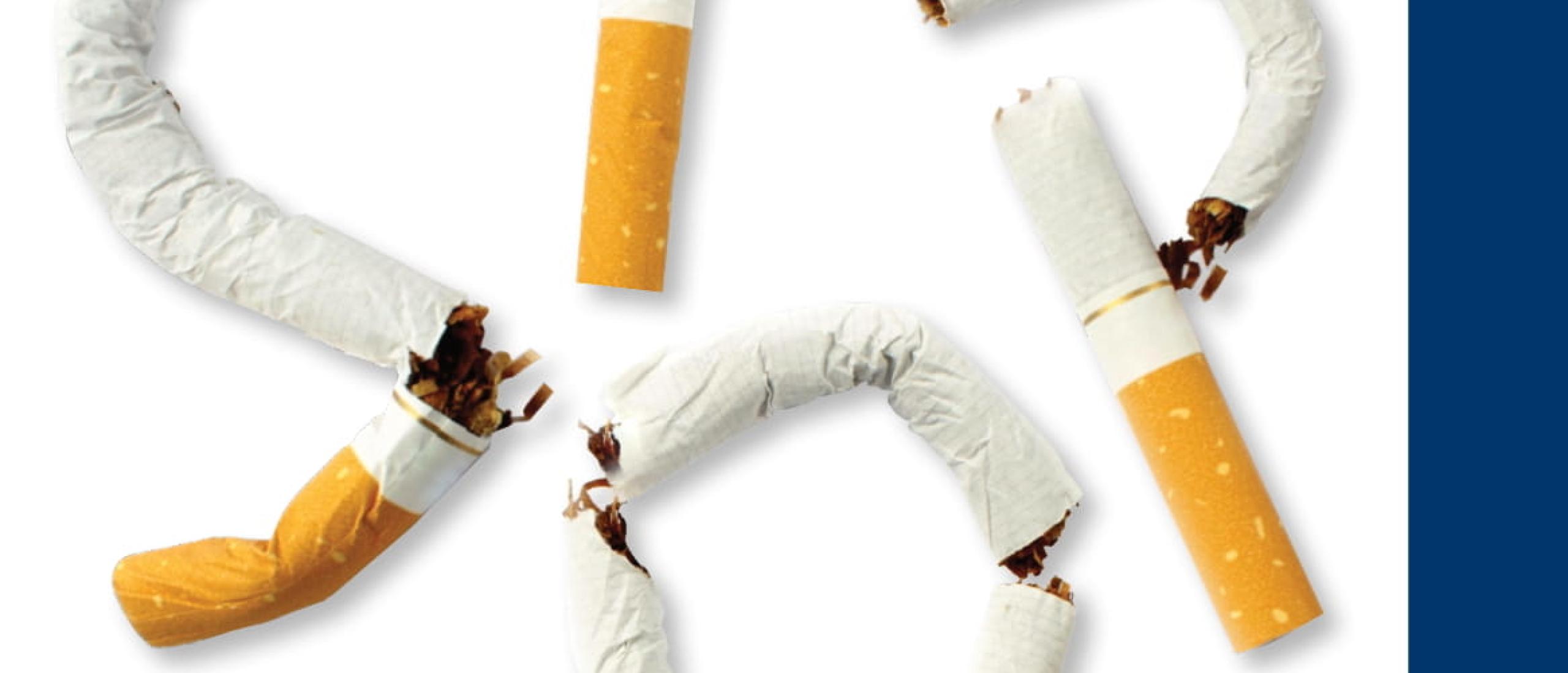 Hulp bij stoppen met roken