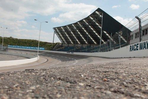 Raceway Venray Oval bocht