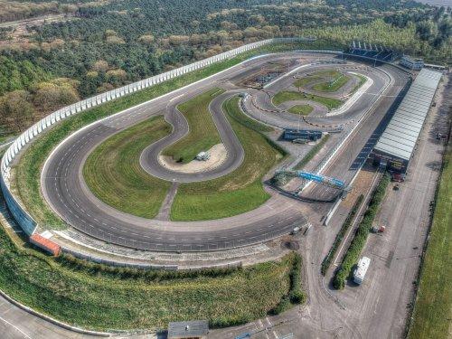 Supermoto Circuit Raceway Venray in Ysselsteyn (Nederland)
