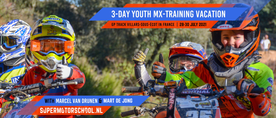 3-day Youth MX Training Course