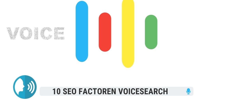 Scoren met Voice search? 10 SEO factoren waaraan je website moet voldoen + hoe je dat doet.