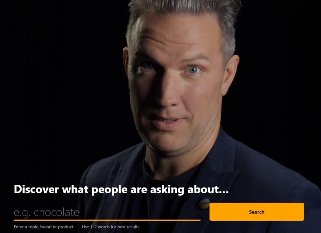 answer the public laat je zien welke vragen vaak gesteld worden rondom jouw onderwerp.