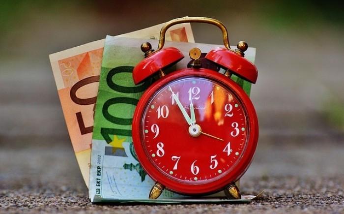 zelf doen kost je tijd en dus ook geld