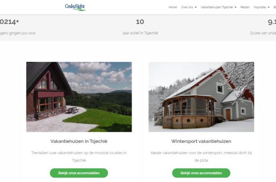 Luxe vakantiehuizen huren in Tsjechie