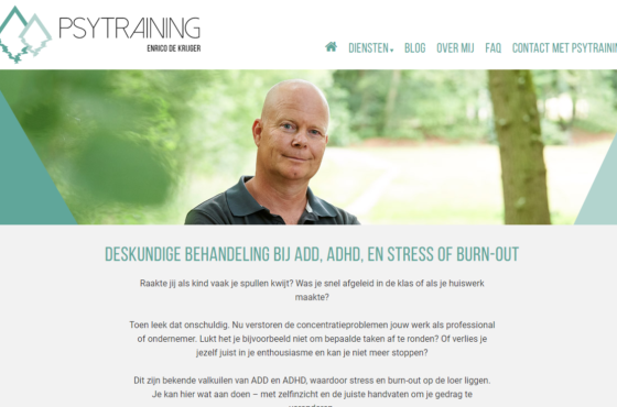 ADHD en stress coaching Friesland