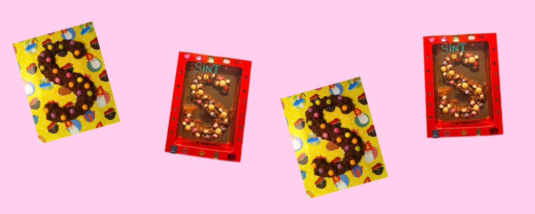 Jammie, zelf een chocoladeletter maken