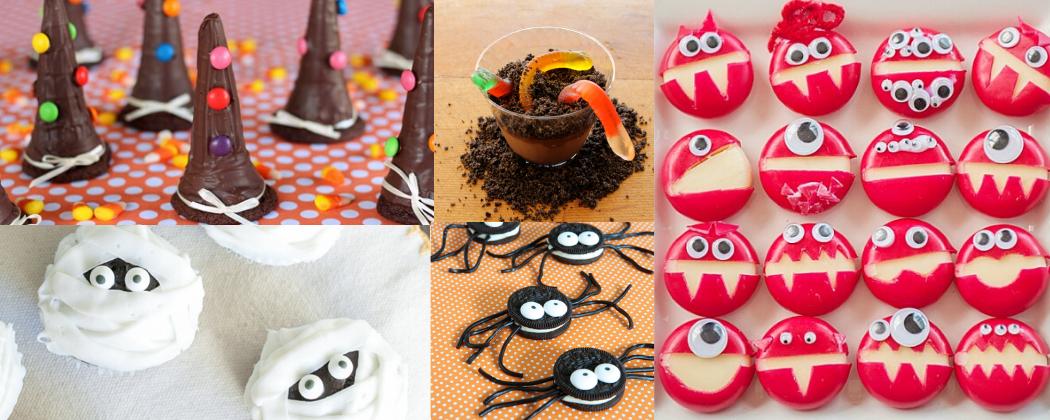 Halloween Traktatie.De 10 Beste Halloween Traktaties