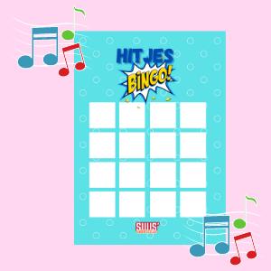 hitjes-bingo