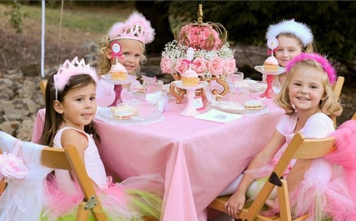 tips voor een prinsessenfeestje