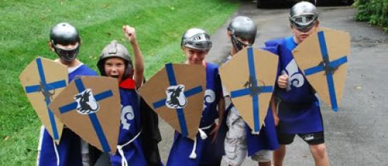 themafeestje ridders