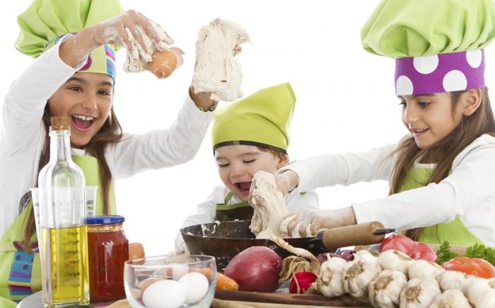 een speurtocht voor je kookfeestje