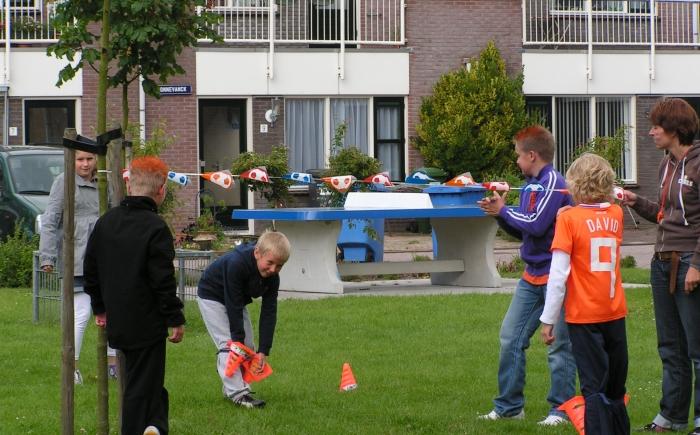 tips voor een voetbalfeestje
