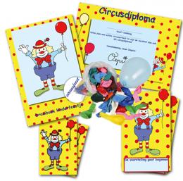 circusfeestje speurtocht