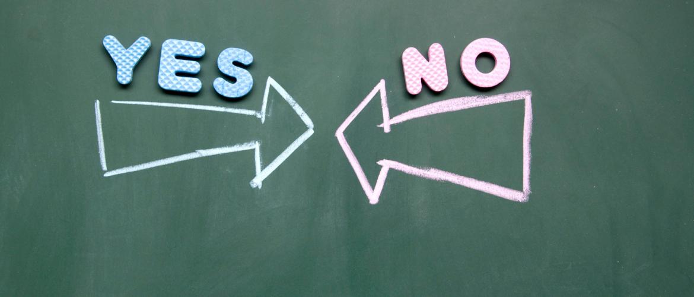 De confrontatiematrix als basis voor je strategische planning.