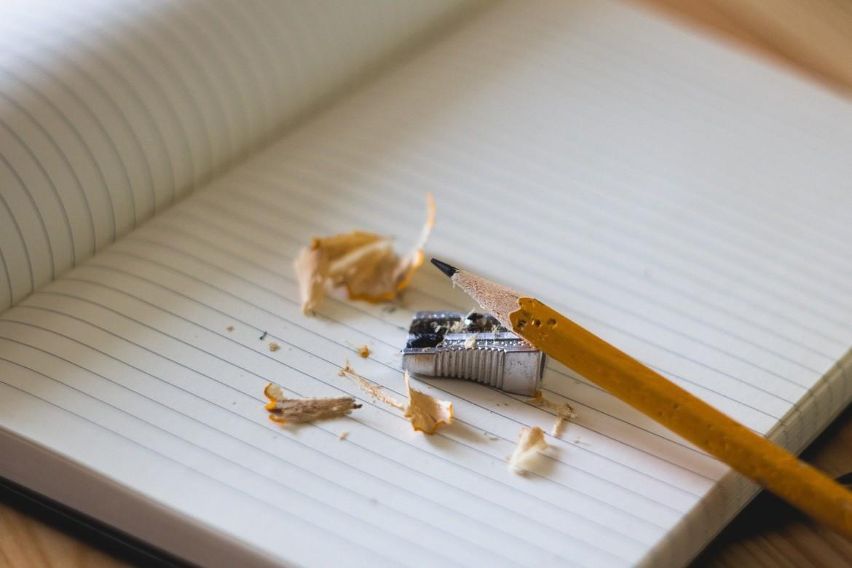 Nadenken over het implementeren van concrete acties doe je aan de hand van een potlooduurtje.