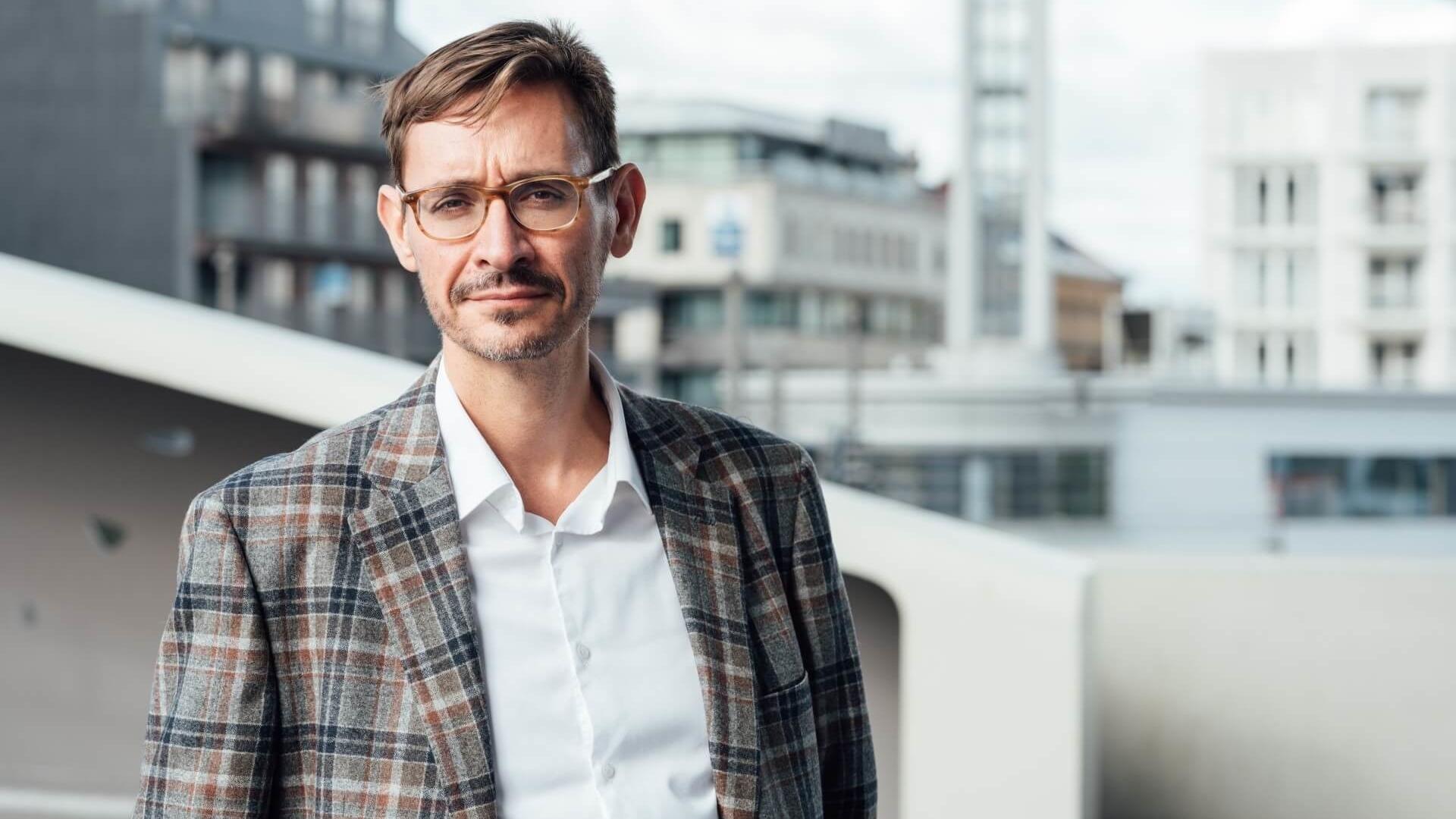 Sven Saerens Business Coach voor KMO/MKB ondernemers en Eos Implementer(TM)