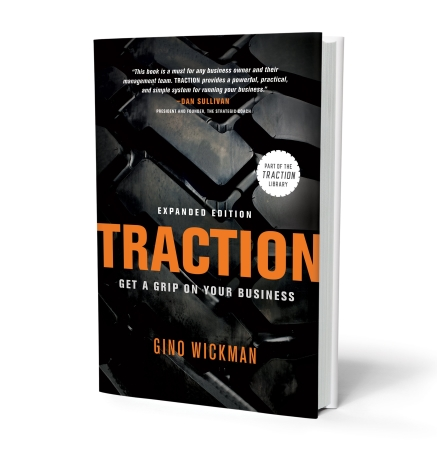 Traction Cover Gino Wickman