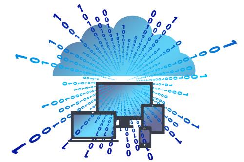 SWAP cloud for data storage