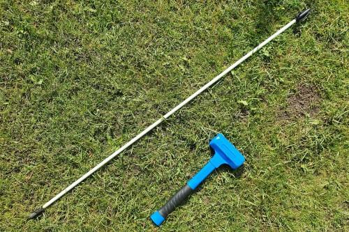Soil Redox probe drill set - short version | SWAP instruments