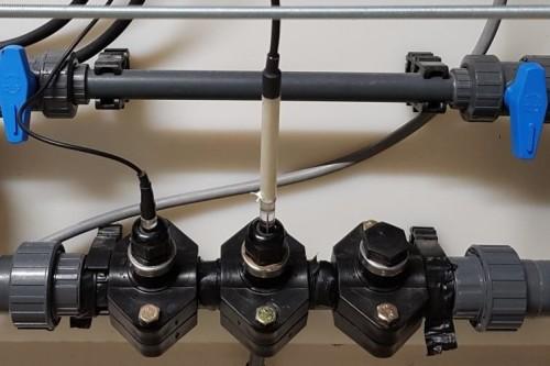 Water hardness sensor for water softener control | SWAP instruments