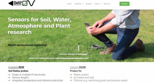 News item - website online | SWAP instruments