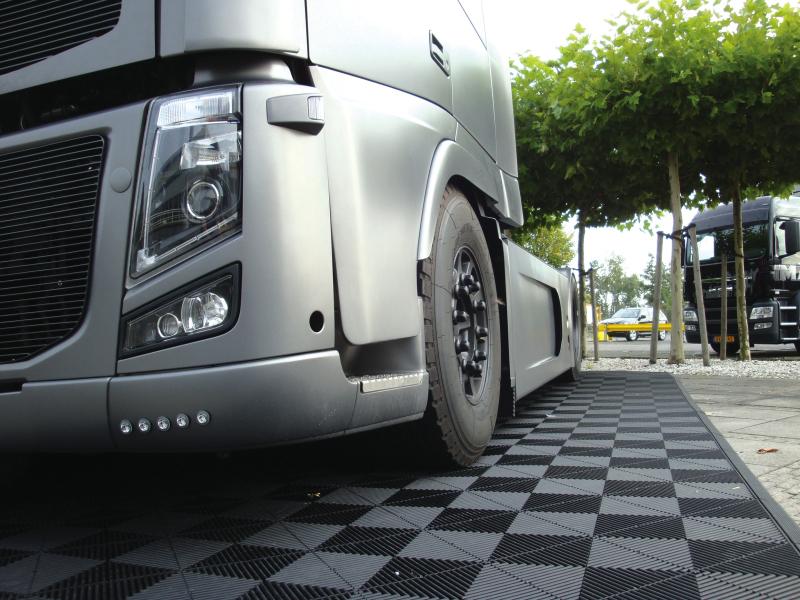 Antislip Vloer Vrachtwagens