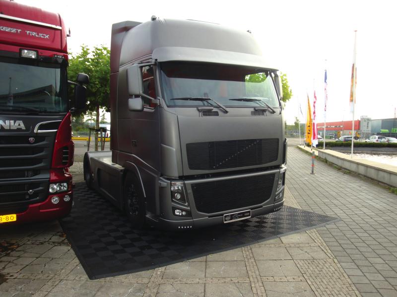 Vloer voor vrachtwagens