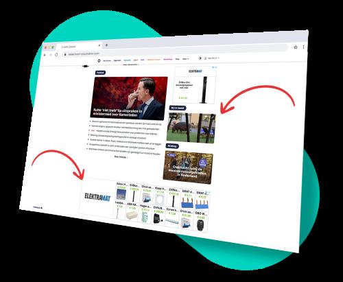 domineren met Google ads display