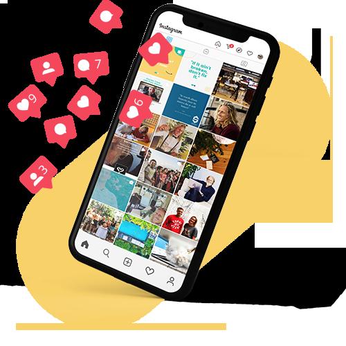 specifiek Targetten met instagram marketing