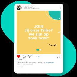 instagram feed optimaliseren
