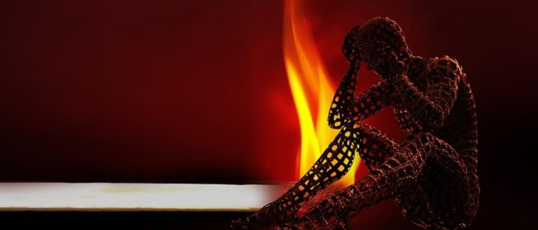 Casus burn-out, door Rens van der Hout