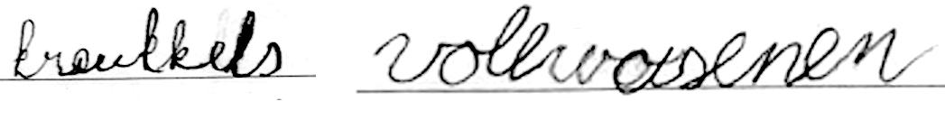 Letterzetter zorgt voor verwarring