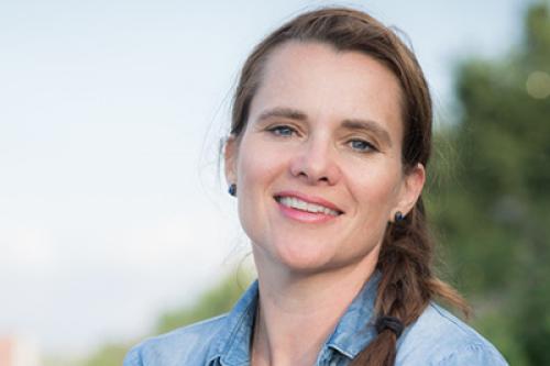 Programma Manager Ahold Rebekka van Praag