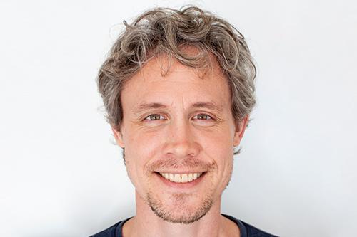 Coach Tilburg Erik van Gulik