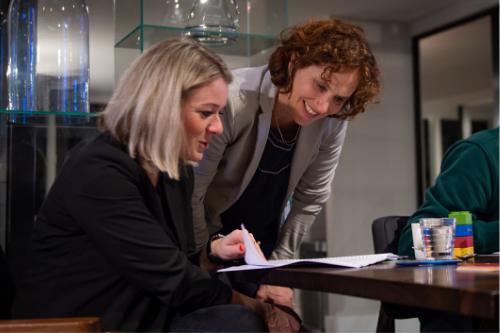 De coaching trajecten van Tandemkracht is voor teamleiders en teams die vooruit willen komen en verantwoordelijkheid willen nemen.
