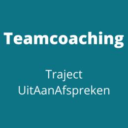 Teamcoaching Traject UitAanAfspreken