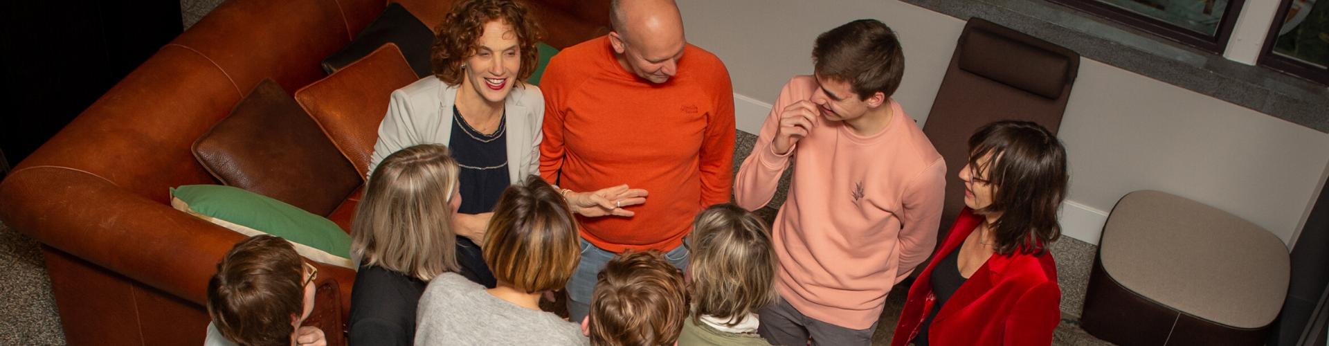 Tandemkracht faciliteert leiderschap in teams door het eerlijke gesprek