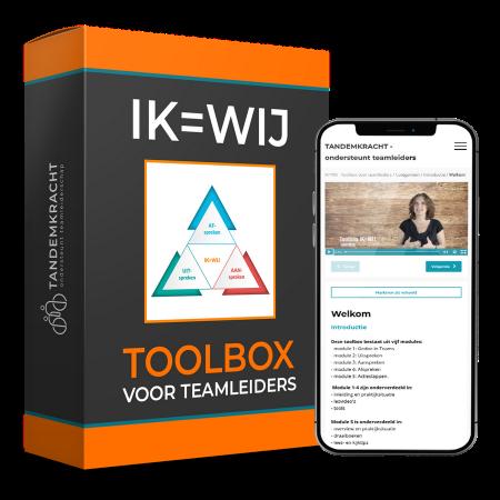 IK=WIJ Toolbox voor Teamleiders