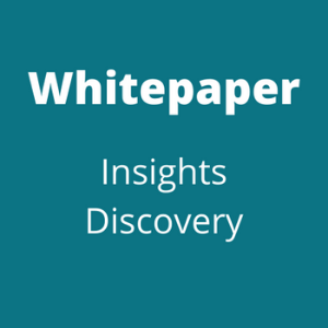 whitepaper Insights Discovery - tandemkracht