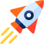 Raket emoticon