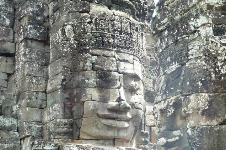 Bayon - boeddhistische tempel